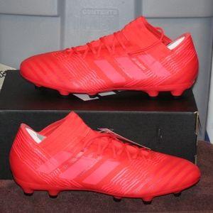 ADIDAS NEMEZIZ 17.3 FG sx 11.5 Men's Soccer Cleats